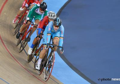 Jolien D'Hoore décroche une médaille aux championnats d'Europe !