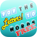Pop The Letters To Words FREE icon