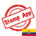 Stamps Ecuador, Philately icon