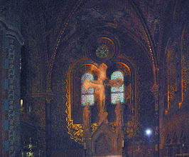 Photo: W kościele Macieja 46 - inaczej