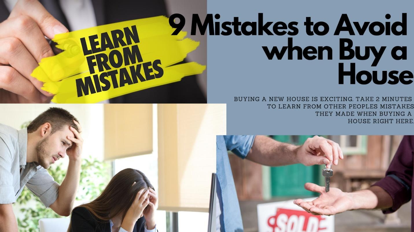 21 Expensive Mistakes You Must Avoid When Buying A House in Denver, Colorado