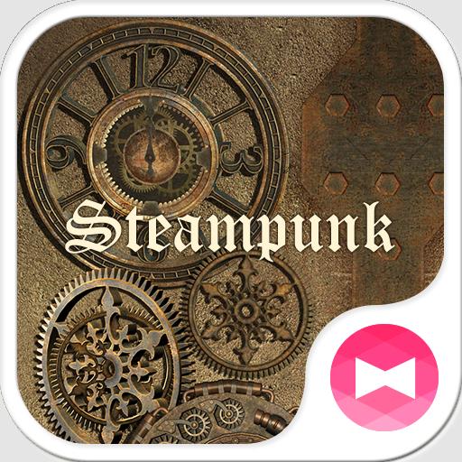 ★免费换装★蒸汽朋克 個人化 App LOGO-APP試玩
