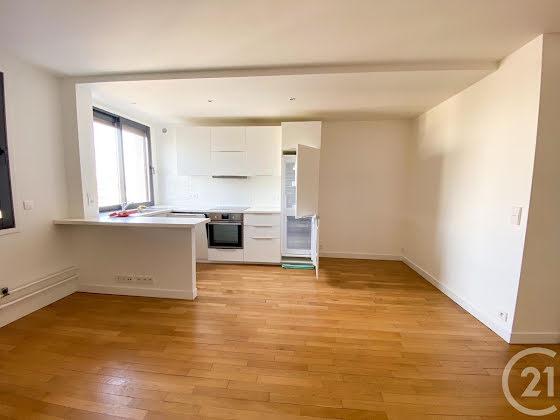 Location appartement 3 pièces 57,71 m2