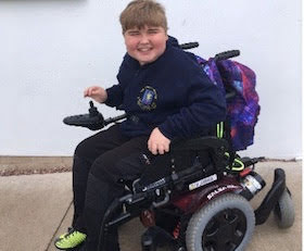 Helping to make dreams come true for Rhys