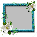Pretty Flowers Photo Frames icon