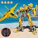 Robot Airplane Simulator Flying Robot Transforming
