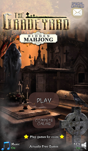 Hidden Mahjong: The Graveyard