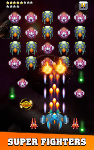 Galaxy Invader: Space Shooter 2020