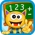 Buddy School: Basic Math learning for kids icon