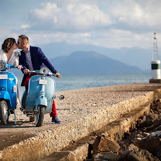 Wedding photographer Dimitris Karageorgos (karageorgos). Photo of 09.05.2016