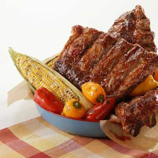 Grilled Ribs Supreme
