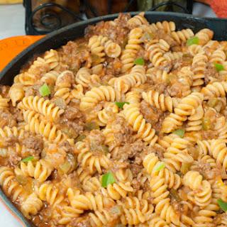 Macaroni Spaghetti Sauce Cheese Recipes.