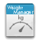 WeightManager icon