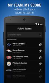 theScore: Sports & Scores Screenshot 6