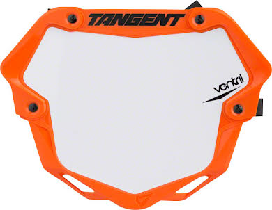 Tangent Ventril 3D Number Plate alternate image 3