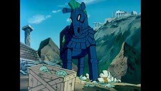 第8話 幻の巨大武器 トロイの木馬