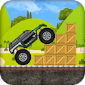 Monster Truck racing - Cargo driving game icon