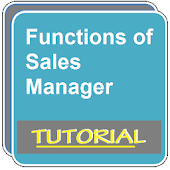 Functions of a Sales Manager