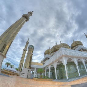 Crystal Mosque by Syahidee Omar - Buildings & Architecture Places of Worship