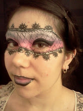 Photo: Masquerade mask by Teressa in Anaheim, Ca.Call to booked Teressa for your next event: 888-750-7024