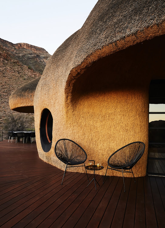 The Nest @ Sossus, a private villa in Namibia designed by Porky Hefer, was a project 10 years in the making.