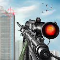 Real Sniper Shooter: FPS Sniper Shooting Game 3D icon