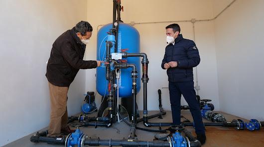Diputación garantiza el agua en la provincia