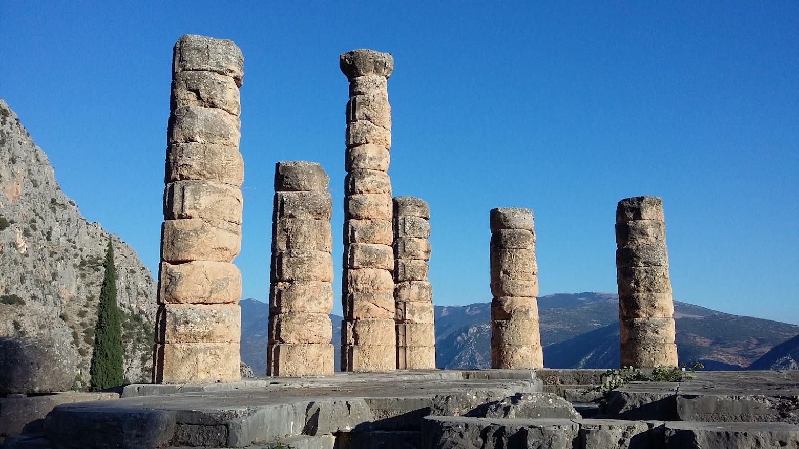 Sito archeologico di Delfi