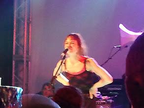 Photo: Fiona Apple. Yeah, I saw her.