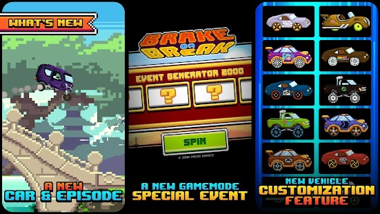 Brake or Break Screenshot