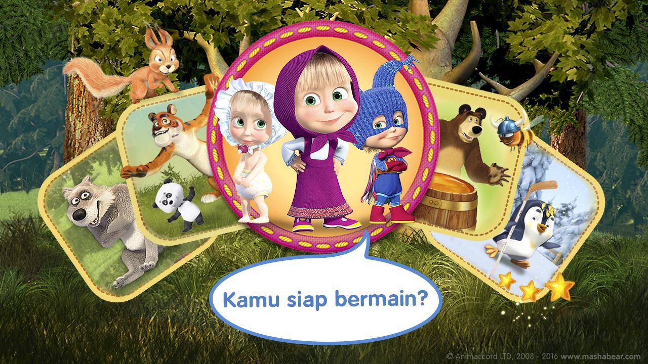 Masha Dan Beruang Permainan Google Play Store Revenue