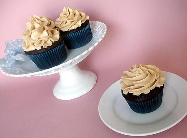 Mocha Cupcakes With Espresso Buttercream Frosting Recipe