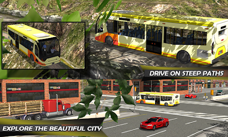 Tourist Train Hill Driving 1.1 screenshot 1660460