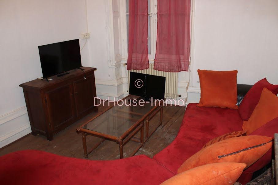 Vente maison 10 pièces 300 m² à Châteauneuf-sur-Charente (16120), 225 000 €