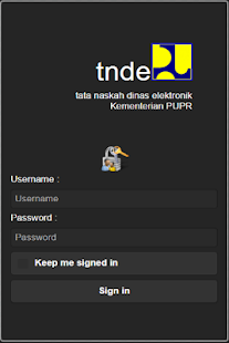 TNDE PU- screenshot thumbnail