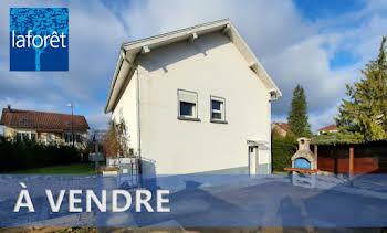 Maison 5 pièces 125,58 m2