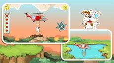パンダの消防士ーBabyBus 子ども・幼児教育アプリのおすすめ画像2