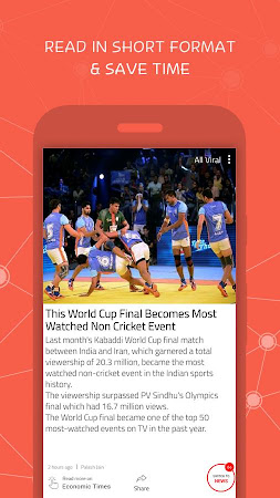 ViralShots: News & Stories App 3.0.2 screenshot 639313