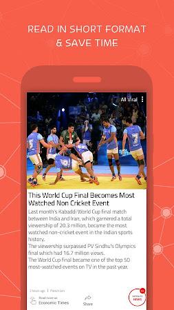 ViralShots: News & Stories App 3.0.2 screenshot 639313