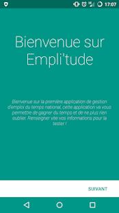 Emplitude screenshot