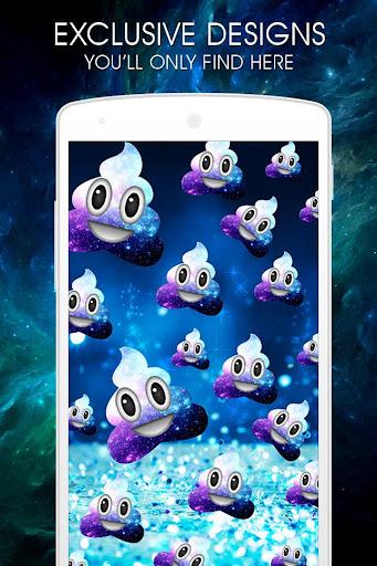 Emoji wallpapers screenshot