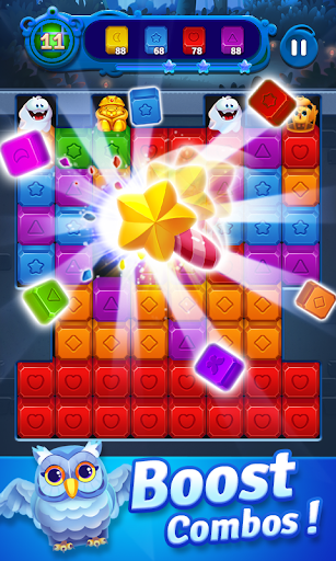 Magic Blast - Cube Puzzle Game 1.1.6 androidappsheaven.com 2