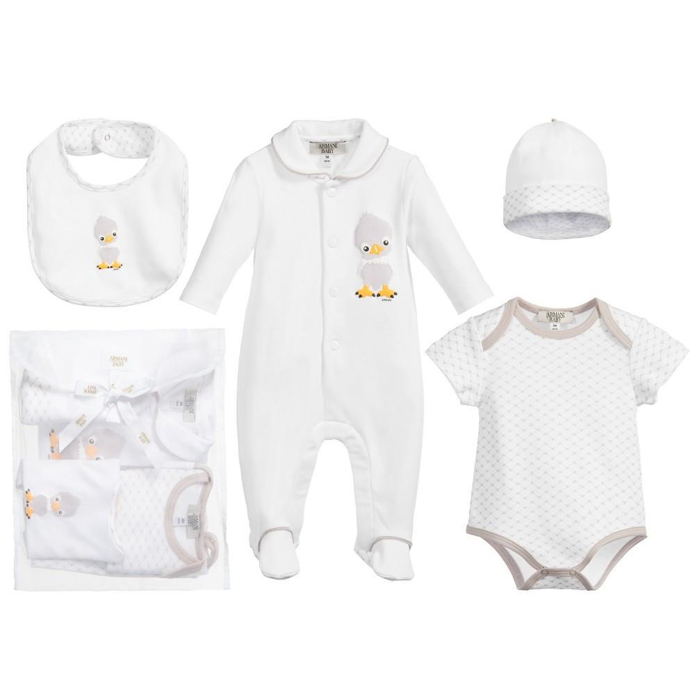 H&M - tanie ubranka dla niemowląt