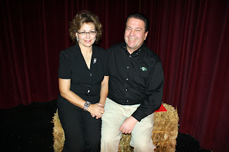 Photo: Joel Ritchie and wife