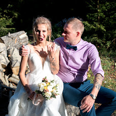 Wedding photographer Dinur Nigmatullin (Nigmatullin). Photo of 11.09.2018