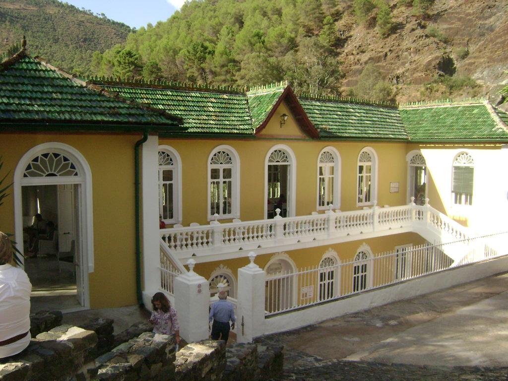 balnearios de Málaga Tolox