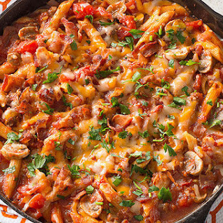 One-Pot Penne Pasta.