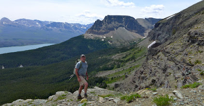 Photo: John, our fearless leader - hope to share many more adventures with this guy!
