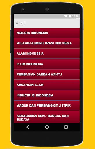 Tes Wawasan Kebangsaan (TWK)  CPNS Terbaru 2018 3.0 screenshots 7