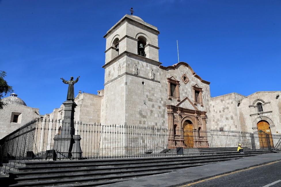 Arequipa, Iglesia de San Francisco